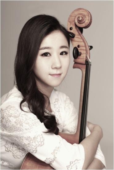 Cellist Young Eun Lee Roeliff Jansen Community Library