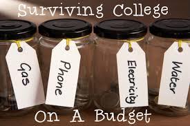 collegeBudgeting